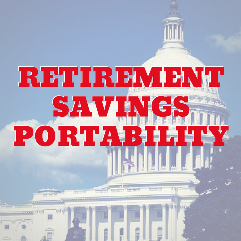 Retirement Savings Portability