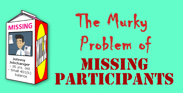 The Murkey Problem of Missing Participants