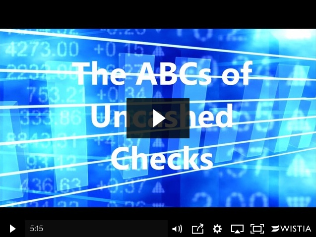 The ABCs of Uncashed 401(k) Distribution Checks